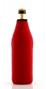 bottle cooler 0,5 liter red